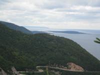 Blick vom Skyline Trail