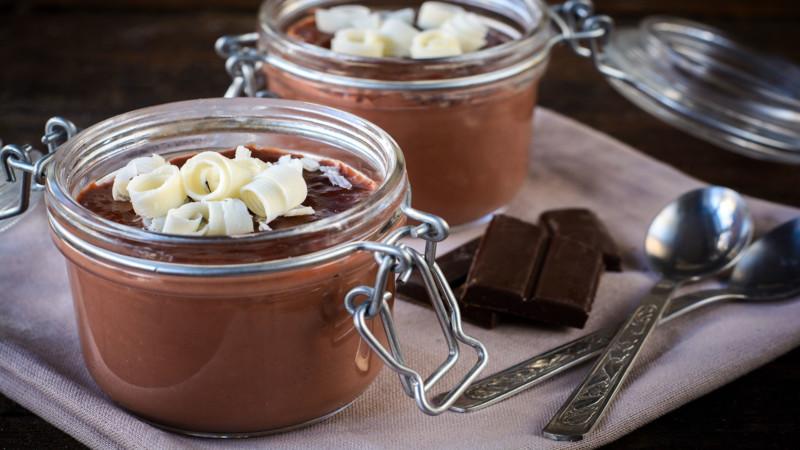 Schokoladenmousse - das Rezept aus dem Buch