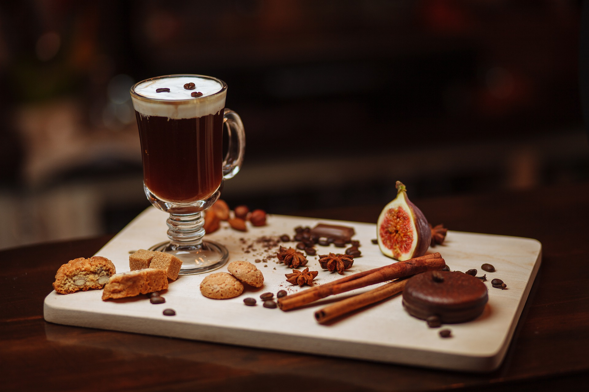 Irish Coffee Rezept - für heiß kalte Tage