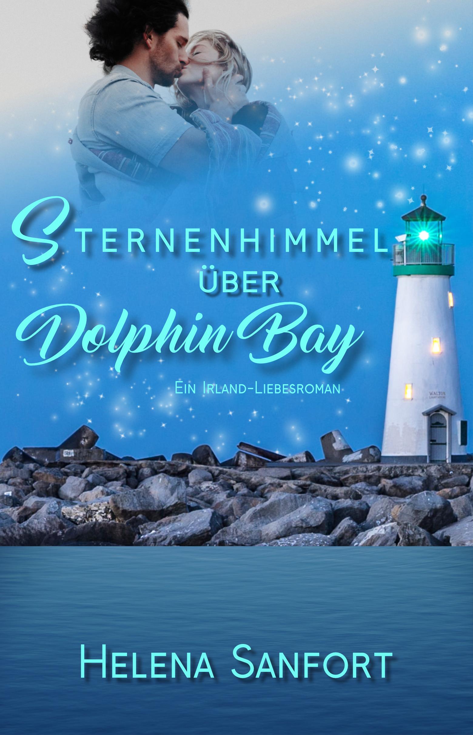 Buchcover Sternehimmel über Dolphin Bay