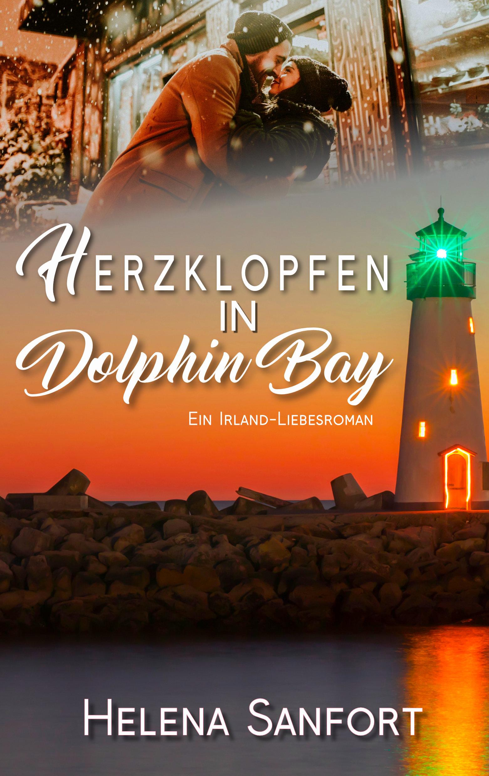 Herzklopfen in Dolphin Bay Cover